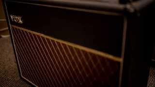 VINTAGE 60's Vox AC-30 Top Boost Grey Panel Guitar Amp