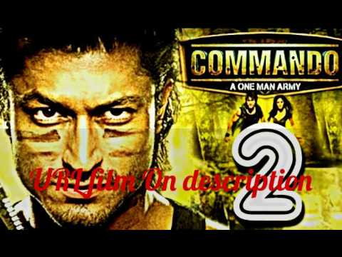 film hindi commando 2 motarjam