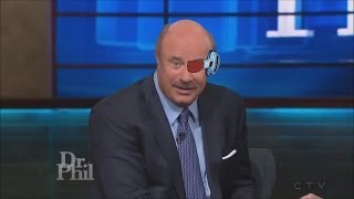 Youtube poop: Dr. Phil blows up a whore