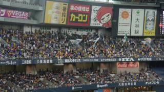 2016年8月11日 オリックス・バファローズvs福岡ソフトバンクホークス 京...