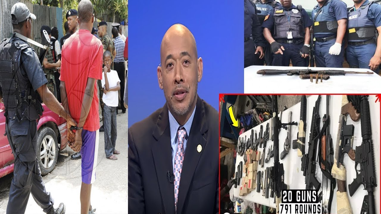 Jamaica News-May/4/2019-Gangsters gave police information with hope of escaping arrest