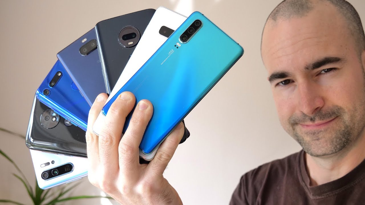 Cell Phone Best Battery Life 2019 Top 10 Best Smartphones of 2019 | Camera, Battery, Budget & more