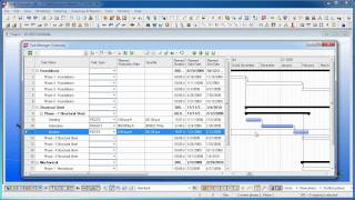 Tekla Structures Construction Management module: Task Manager