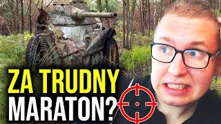 MASAKRA !!! - ZA TRUDNY MARATON? - World of Tanks