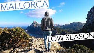 Mallorca/Spain - Winter escape in low season