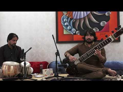 Raag- Rageshree   Adnan Khan Bazm E Khas   Live Concert