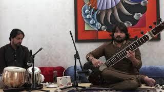 Adnan Khan | Raag- Rageshree | Bazm e Khas | live baithak