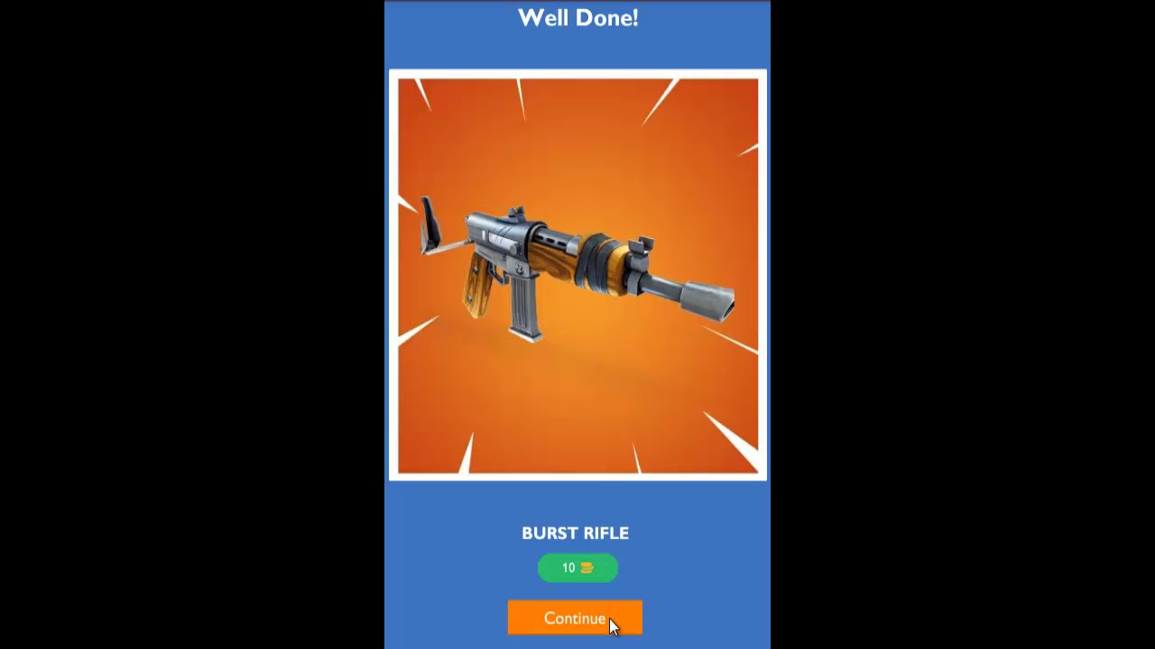 Guess the Picture Quiz for Fortnite Level 21-30 Answers