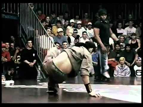 BreakDance B Boy Junior vs B Boy Wake Up - YouTube