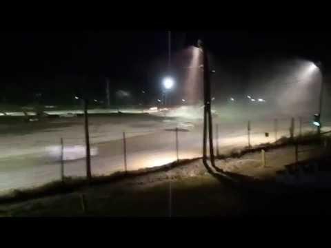 Georgetown Speedway Main Race 5/22/15