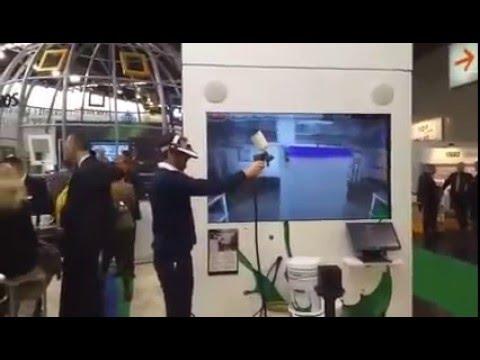 Virtuell lackieren