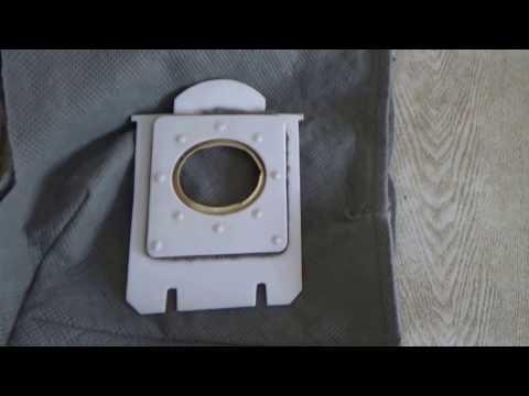 Многоразовая съемная кассета (универсальный мешок, пылесборник матерчатый, фильтр) для пылесоса.