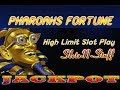 Pharaohs Fortune Bonus Round High Limit Slot Wins mp3