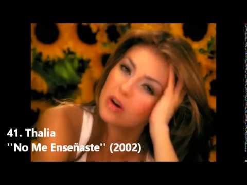 Top 100 Música Latina de la d� del 2000