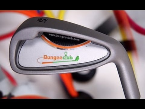 Impact Position Using the Bungeeclub – Golfs Best Training Aid