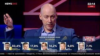 Гордон: Результат Смешко занижают – он набрал 9-9,5 процентов