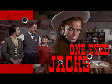 One-Eyed Jacks is listed (or ranked) 12 on the list Ben Johnson Western Roles