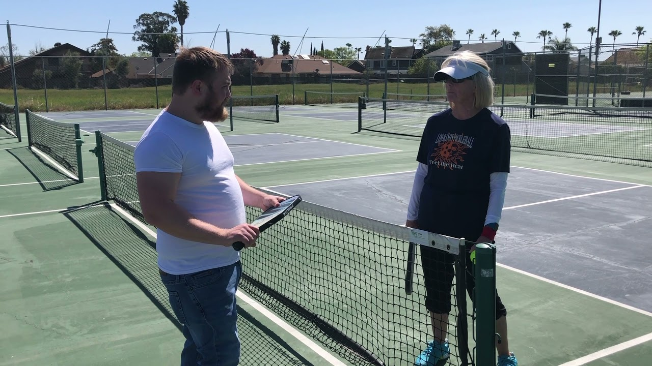 Pickle Ball Taking Los Banos By Storm