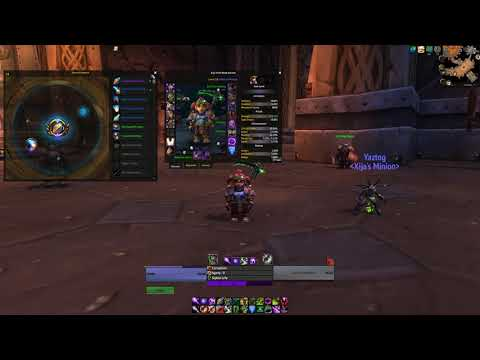 Warlock - Affliction guide 8.2 PvE