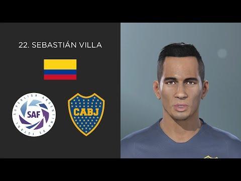 Sebastian Villa (Boca