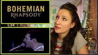 Baixar Vocal Coach-BOHEMIAN RHAPSODY REACTS & REVIEWS -(Film & live Wembley Stadium)