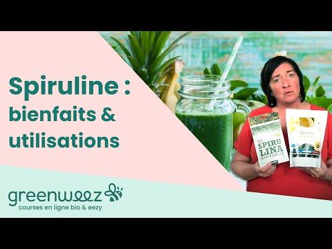 Spiruline Poudre : Code promo - Comprimés - Danger | Quels sont les effets secondaires ?