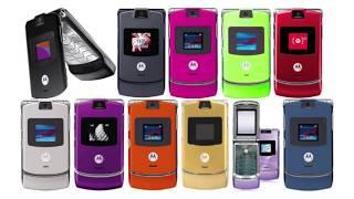 Modelos de celulares Motorola antiguos