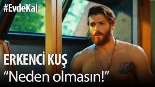 """#EvdeKal Erkenci Kuş izle - """"Neden olmasın!"""""""
