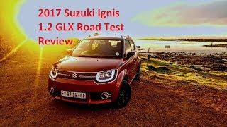 2017 Suzuki Ignis 1.2GLX Test Drive review