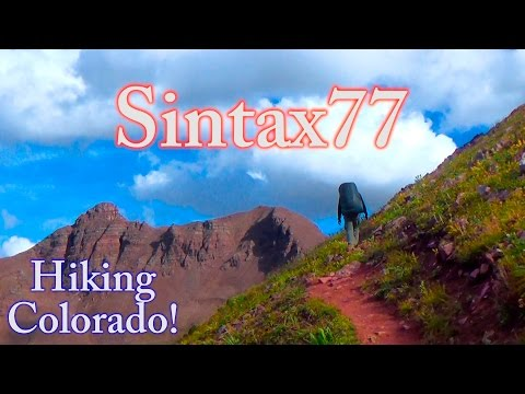 Hiking Colorado - Maroon Bells Backpacking Trip & Hammock Camping