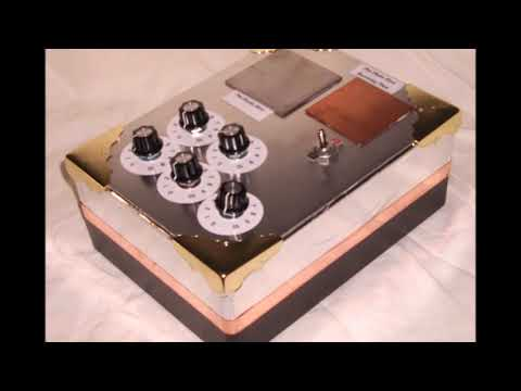 Radionics Machine For Your Home!  By Caroline Connor