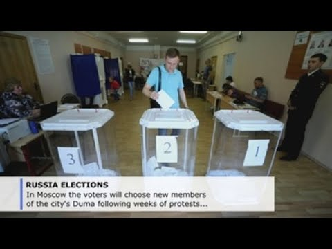 Russia holds local elections after Moscow clampdown