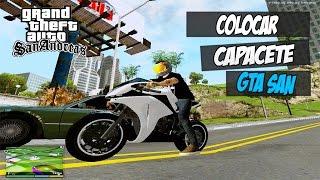 Colocar Capacete Igual GTA V Para GTA SAN