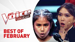 Download Best Blind Auditions of FEBRUARY 2021 in The Voice Kids