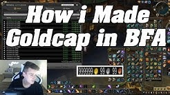 How i Made GOLDCAP in BFA