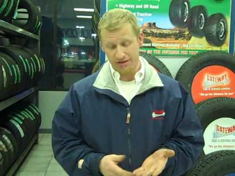 Gateway Tire and Service Center Local Expert Video- Using Nitrogen Gas in Passenger Vehicles
