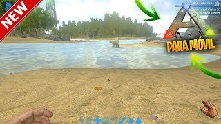 """""""ARK Survival Evolved"""" FOR MOBILE! - FIRST IMPRESIONS (iOS & ANDROID)"""