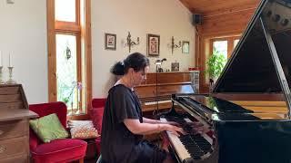 För Kärlekens Skull (For Love) Ted Gärdestad Ulrika A. Rosén, piano.