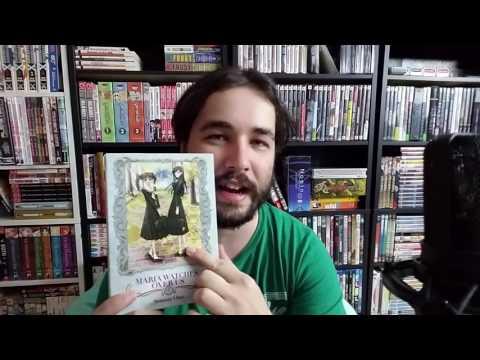 DVD Tuesdays: Maria-sama ga Miteru