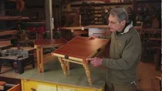 Make Tables From Recycled Materials 2: Edging With Trim