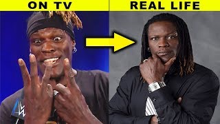 10 WWE Wrestlers Who Are Nothing Like Their WWE Character in Real Life - R-Truth & more