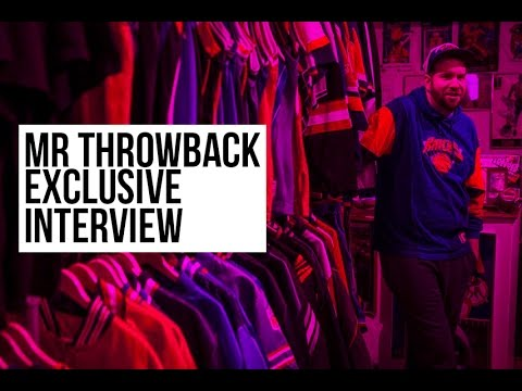 Learn More About Mr. Throwback & How He Became A Vintage Clothing Kingpin In New York!