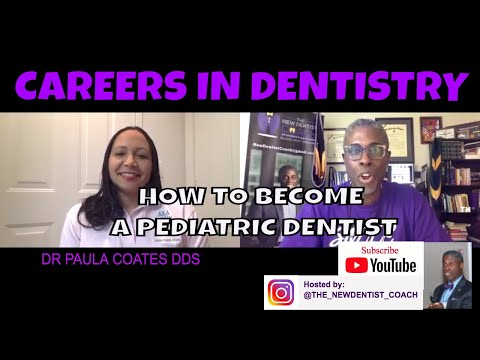 How To Become A Pediatric Dentist | DrDarwin The NewDentist Coach