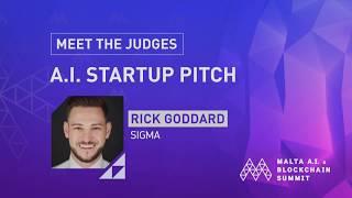 AI Startup Pitch Battle   Malta AIBC Summit May 2019