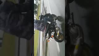 Keeway moteur nitro en cour