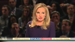 FBN/WSJ GOP debate part 4