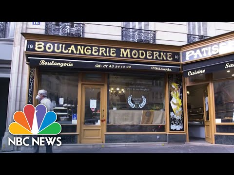 France Faces Worst Financial Crisis Since World War II   NBC News NOW
