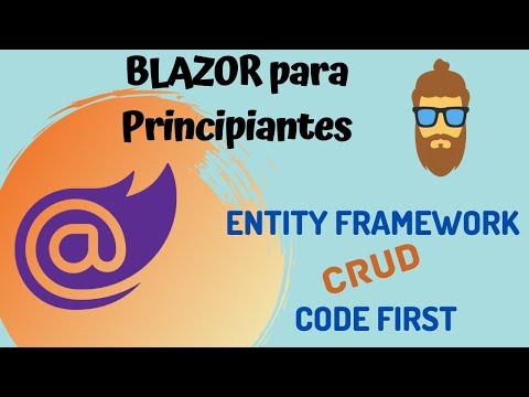 Blazor Desde Cero: Tu Primera Aplicación Blazor + Entity Framework (CRUD)   Curso Práctico De Blazor
