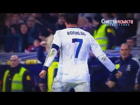 Cristiano Ronaldo - Let The Groove Get in - Superlove 2014 HD