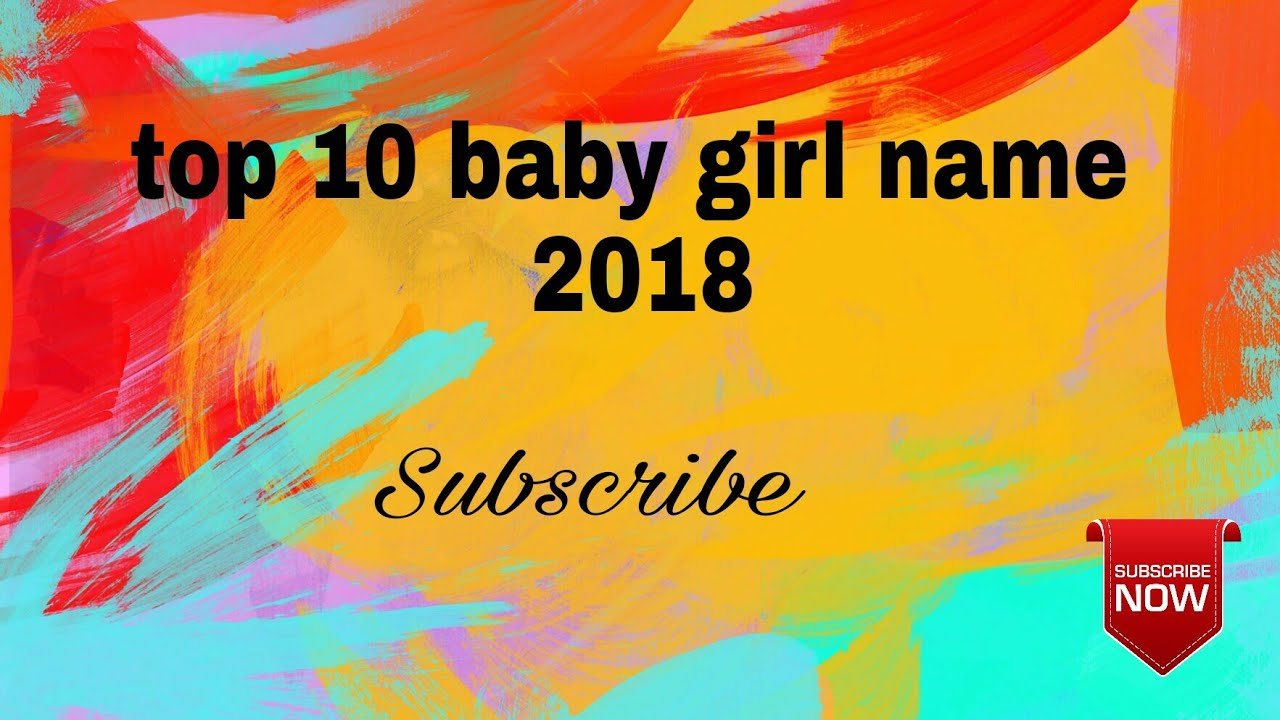 Top baby girl names indian
